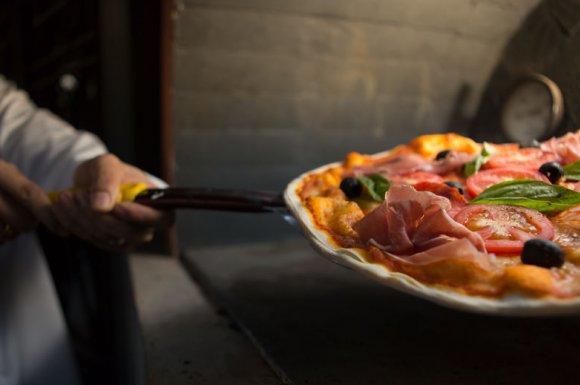Restaurant italien avec cuisine italienne livrée à domicile