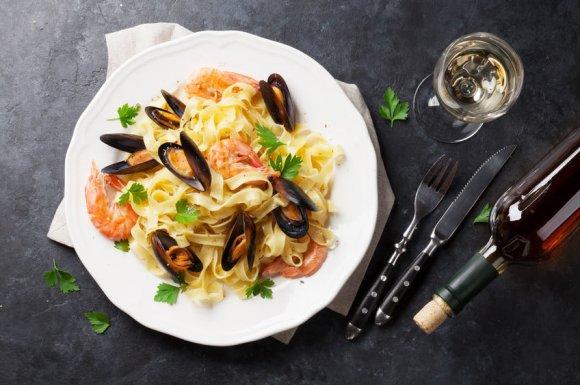 Restaurant avec de bonnes lasagnes à emporter